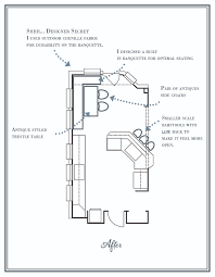 design lessons a before after village antiques tip i know these floor plans