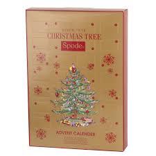 spode tree spruce pine advent calendar portmeirion usa