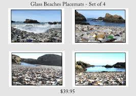 Beach Of Glass The International Sea Glass Museum Fort Bragg Ca