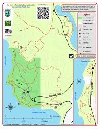 West Point Map Lime Kiln Park And The West Side U2013 San Juan Island Trails