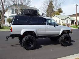 1987 toyota 4runner lift kit for a second i was astonished because glancing it really looks