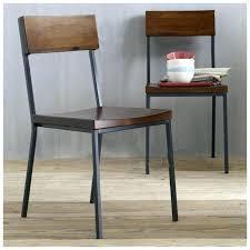 chaise m tal industriel chaise en metal industriel chaise metal vintage chaise au design