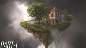 dream home waterfall photoshop manipulation part1 youtube