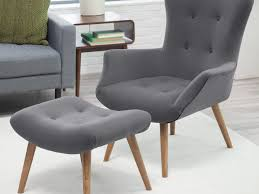 Grey Patterned Accent Chair Living Room 60 Fabric Accent Chairs Living Room 32 With