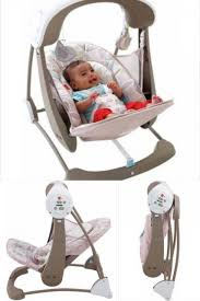 portable baby swing with lights baby swing infant portable rocker soothing music play toy sleeping