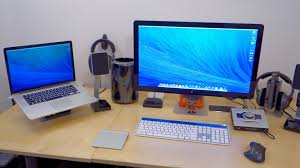 ultimate mac setup desk tour february 2014 youtube