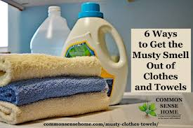how to make cabinets smell better 6 ways to get the musty smell out of clothes and towels
