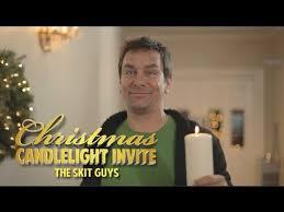 skit guys candlelight invite