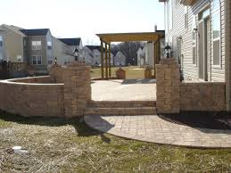elkton patio pavers cecil county paver patio northeast md