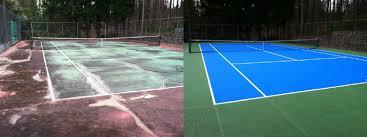 kcr enterprises llc athletic court construction and resurfacing