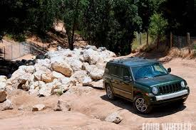 jeep patriot reviews 2009 2009 jeep patriot limited review four wheeler magazine
