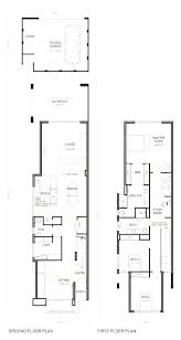 Narrow Modern House Plans Best 25 Modern House Floor Plans Ideas On Pinterest Adorable Open