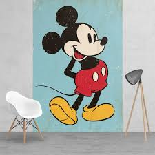 Dance Wall Murals Mickey Mouse Wall Mural Design Inspirations Home Design