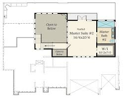 House With 2 Master Bedrooms Smash Hit Modern House Plan With Two Master Suites 85167ms