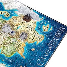 Interactive Westeros Map Amazon Com 4d Cityscape Mini Game Of Thrones Westeros Time