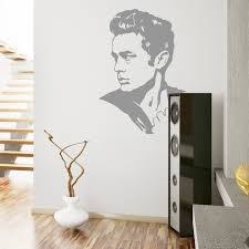 dean wall decal