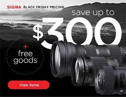 best 2016 black friday camera deals black friday deals on sigma lenses