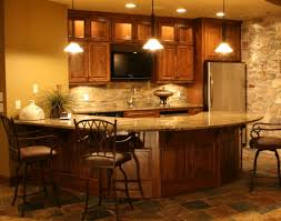 bar amazing basement apartment kitchen design ideas amazing