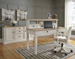 48 Desk With Hutch by Buy Sarvanny Home Office Large Leg Desk And Hutch By Signature