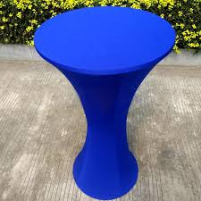 Lime Green Bistro Table And Chairs Free Shipping 10pcs Lime Green Based Lycra Spandex Cocktail