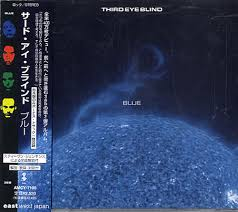 Third Eye Blind Darwin Third Eye Blind Blue Japanese Promo Cd Album Cdlp 518456