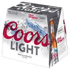 coors light 18 pack coors light beer 12pk 12oz bottles target