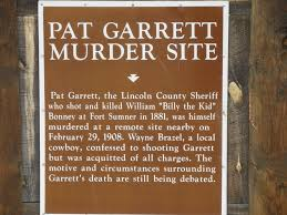 the death of pat garrett self defense or cold blooded murder