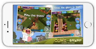 cows vs sheep free online games agame com
