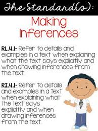 teaching inferences with free mini lesson second grade nest
