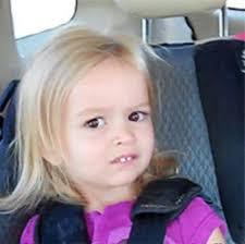 Confused Look Meme - confused girl blank template imgflip