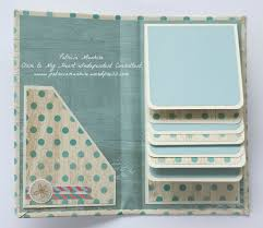 small scrapbook album to my heart s seaside capers minis album and scrapbooking