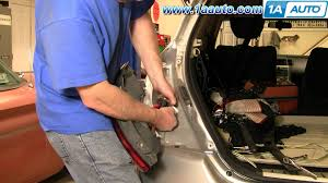 how to install replace broken taillight nissan murano 03 07 1auto