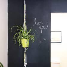 Simple Macrame Plant Hanger - simple plant hangers decor trendy plant hangers decor