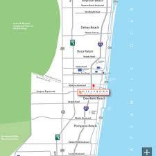 Boca Raton Florida Map by Hillsboro Technology Center Hillsboro Technology Center