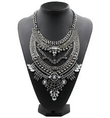 chunky statement chain necklace images 2015 new wholesale not sale big long chain necklace metal chain jpg