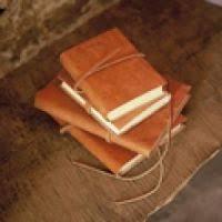 Rustic Leather Photo Album Handmade Natural Leather Photoalbum Guest Book Wedding Album