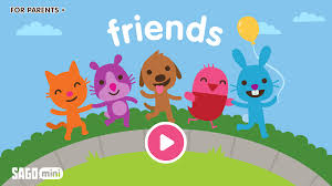 sago mini friends android apps on play