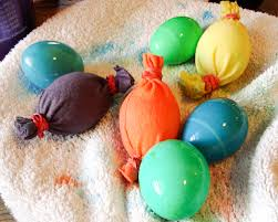 Decorating Easter Eggs With Silk by Ways To Decorate Real Easter Eggs Crafting A Green World