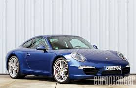 Porsche 911 1st Generation - 2012 porsche 991 911 carrera s european car magazine