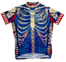 amazon com primal bone collector cycling jersey bicycle