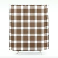 Shower Curtain Blue Brown Brown Shower Curtains U2013 Teawing Co