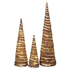 rustic grapevine cone trees for home decor great gift