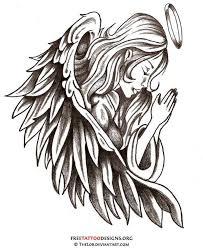 praying in wings drawing golfian com