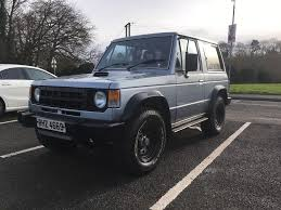 fully restored 1989 mk1 mitsubishi pajero shogun 4x4 in