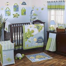 Boy Nursery Bedding Set by Amazon Com Turtle Reef 9 Piece Bedding Set With Bumper By Cocalo