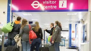 Heathrow Terminal 3 Information Desk Heathrow Airport Visitor Centre Tourist Information