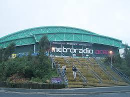 metro radio arena wikipedia