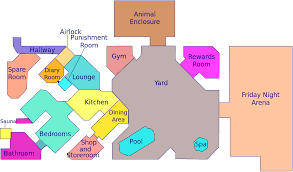 big brother us house floor plan house plans