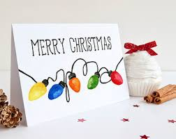 christmas cards in watercolor warm and fuzzy wishes watercolor christmas card set
