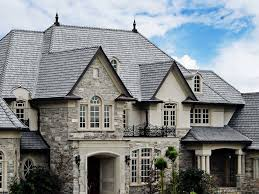 Calculate Shingles Needed For Hip Roof by Synthetic Composite Slate U0026 Shake Roofing Costs Davinci